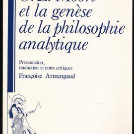 g-e-moore-et-la-genese-de-la-philosophie-analytique