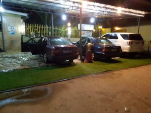 Lavez votre voiture chez nous et vous ne lavera plus ailleurs